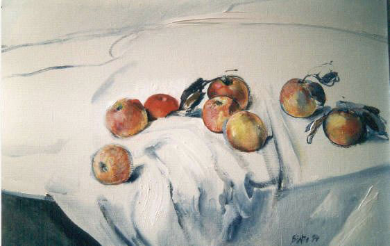 nature-morte-fruits-bistes