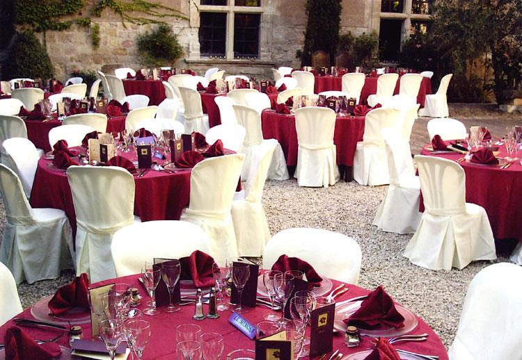tables-mariage-chateau-mauriac