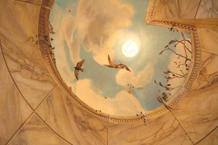 plafond-salle-bain-chinoise-maison-peintre-bistes